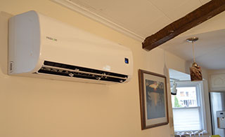 Ductless Heating and Air Conditioning